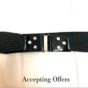 Accessories - 🔥Stretchy Black Belt🔥